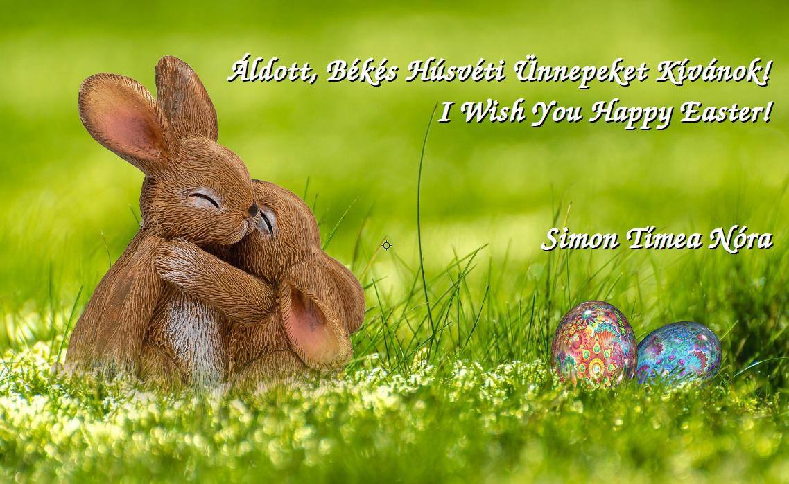 I Wish You Happy Easter!